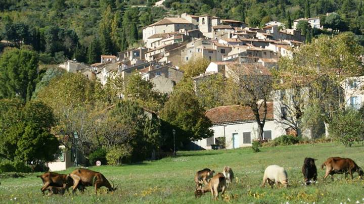Village de Seillans